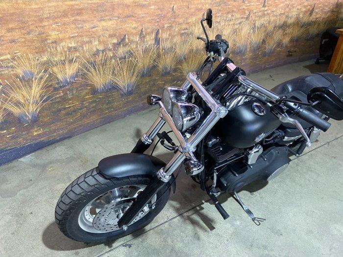 2008 Harley-davidson FXDF FAT BOB Black