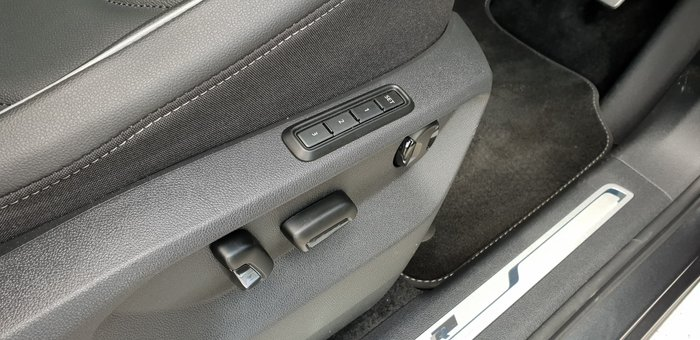 2019 Volkswagen Tiguan 162TSI Highline Allspace 5N MY20 Four Wheel Drive Silver