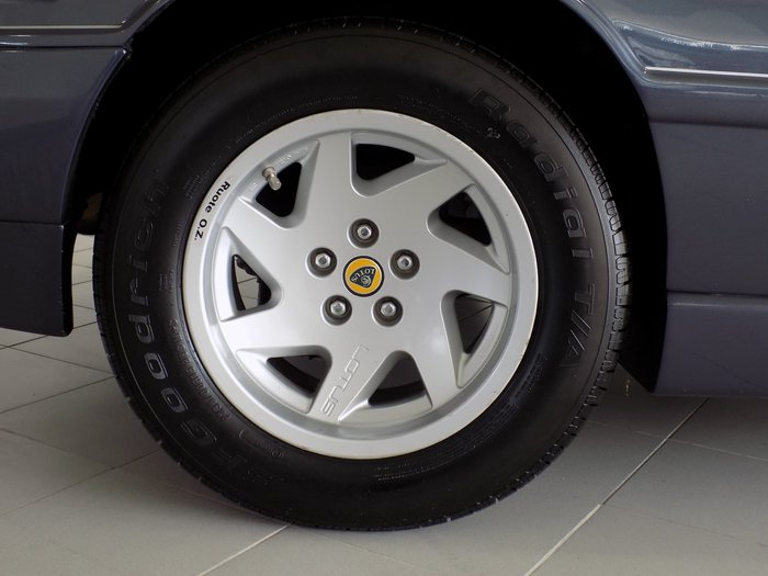 1990 Lotus Esprit S5 S5 Blue