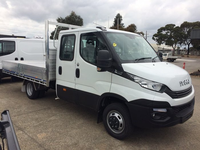 2018 IVECO DAILY 50C21 50C21A8/DP null null WHITE