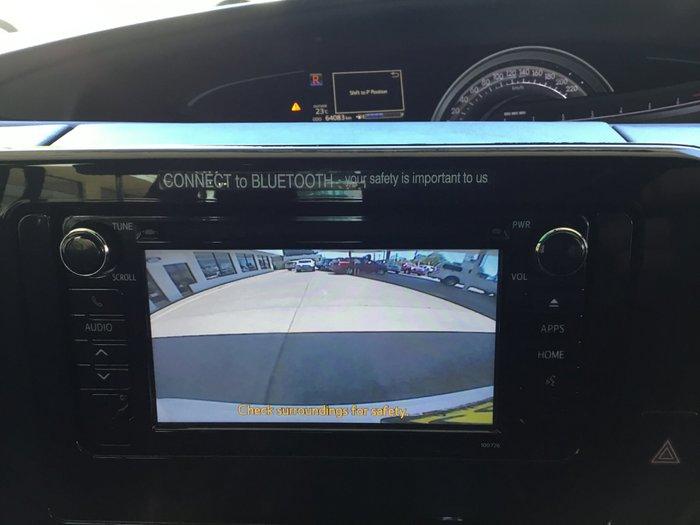 2017 Toyota Tarago