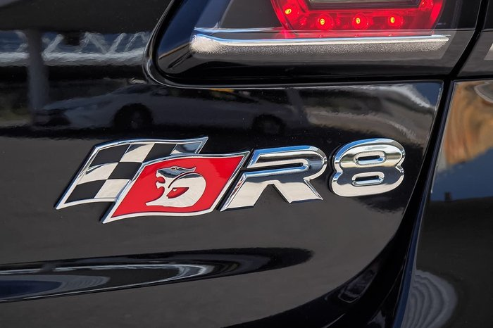 2015 Holden Special Vehicles Clubsport R8 GEN-F MY15 Black