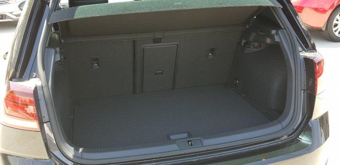 2019 Volkswagen Golf 110TSI Highline 7.5 MY20 Black