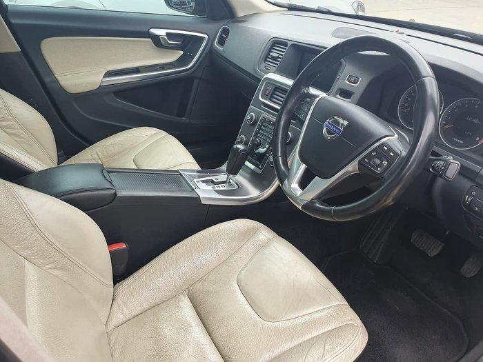 2012 Volvo S60 T5 MY12 Black