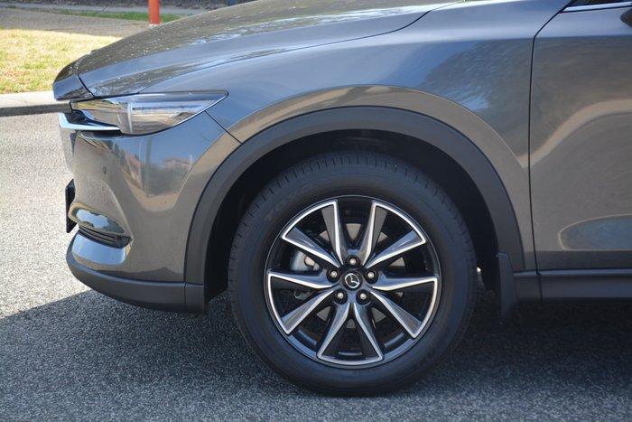 2018 Mazda CX-5 Akera KF Series 4X4 On Demand Grey