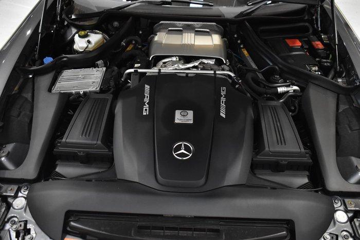 2018 Mercedes-Benz AMG GT S C190 Grey