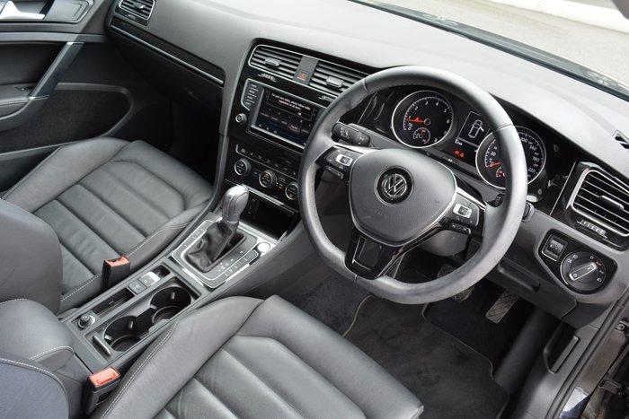2016 Volkswagen Golf 110TSI Highline 7 MY16 Black