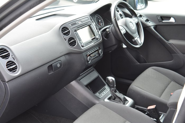 2013 Volkswagen Tiguan 132TSI Pacific 5N MY13.5 Four Wheel Drive Grey
