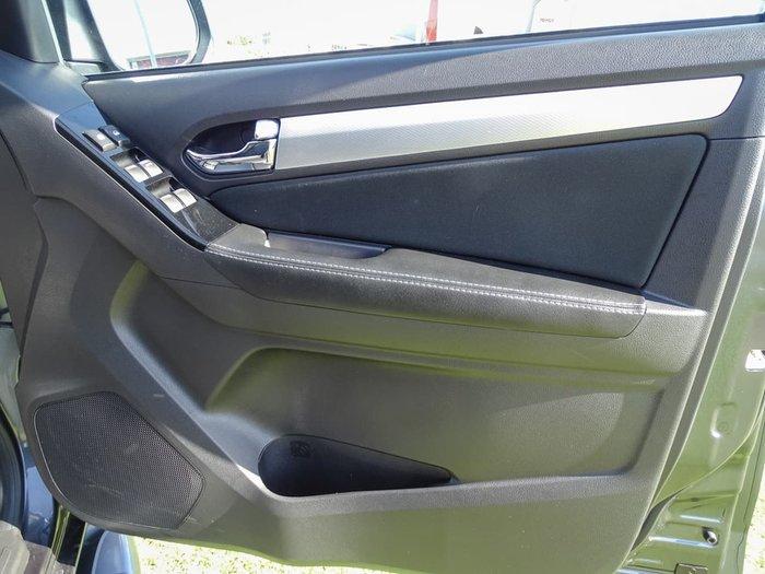 2017 Isuzu MU-X LS-U MY17 4X4 Dual Range Grey