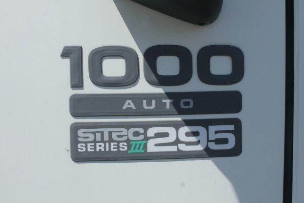 2012 Isuzu FVR 1000 EX-COUNCIL FLOCON WHITE