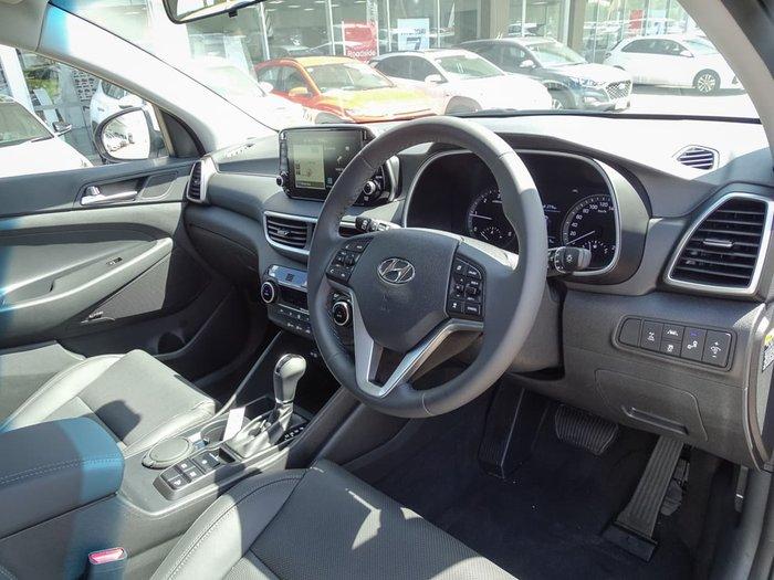 2019 Hyundai Tucson Elite TL3 MY19 4X4 On Demand Silver