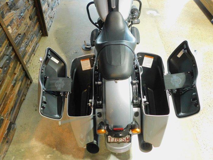 2019 Harley-Davidson FLHXS STREET GLIDE SP SOLID Barracuda Silver