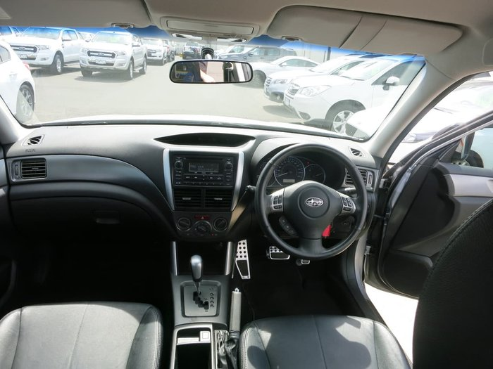 2012 Subaru Forester X Luxury Edition S3 MY12 Four Wheel Drive Silver