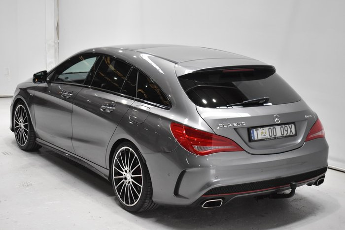2015 Mercedes-Benz CLA-Class CLA250 Sport X117 Four Wheel Drive Grey