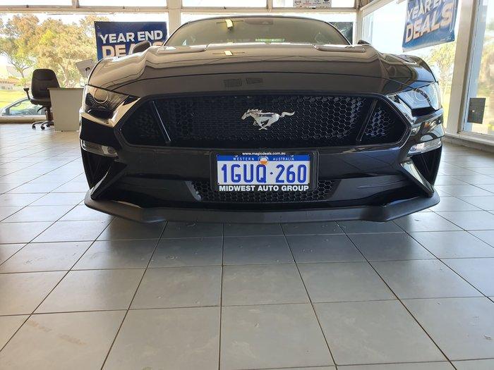 2018 Ford Mustang GT FN MY19 Black