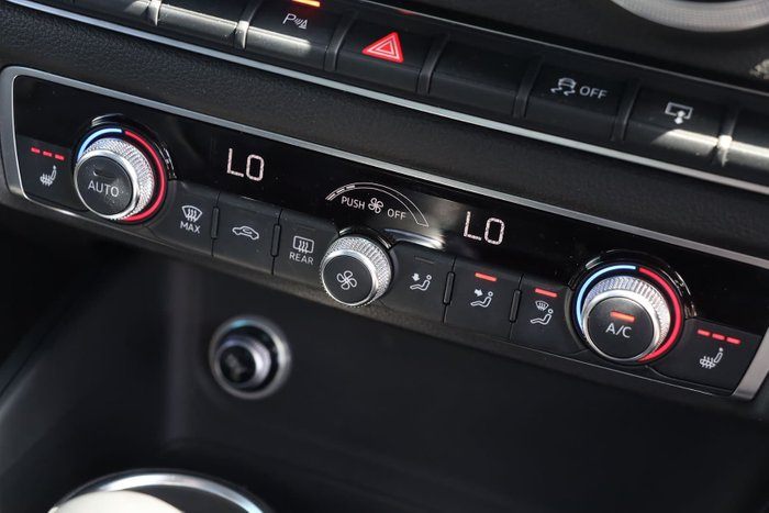 2017 Audi A3 Sport 8V MY17 Silver