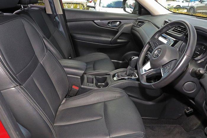 2018 Nissan X-TRAIL ST-L T32 Series II Red