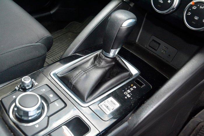 2016 Mazda CX-5 Maxx KE Series 2 Red