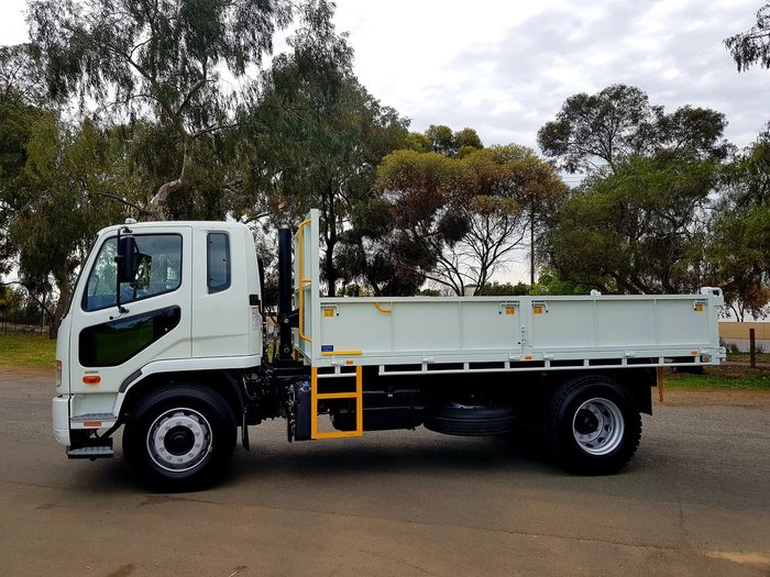 2019 FUSO FIGHTER 1627 AUTO *2 YEAR FREE SERVICING 2019 PLATED TRUCKS* null null null