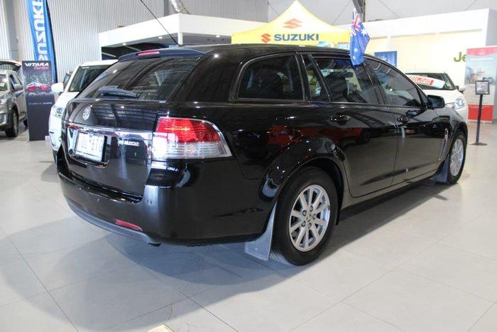 2014 Holden Commodore Evoke VF MY14 Black