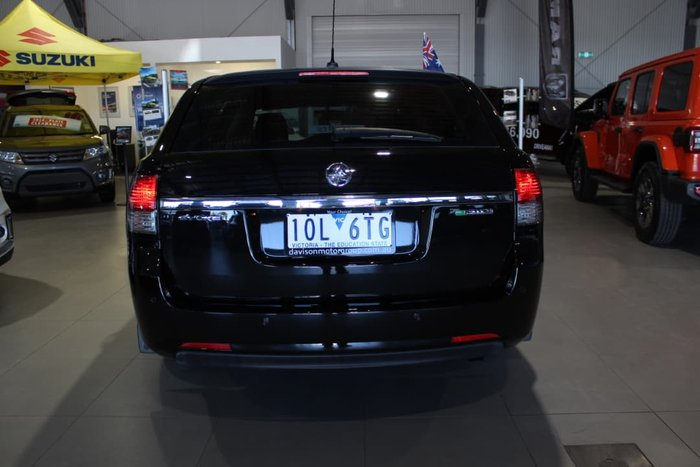 2014 Holden Commodore Evoke VF MY14 Black