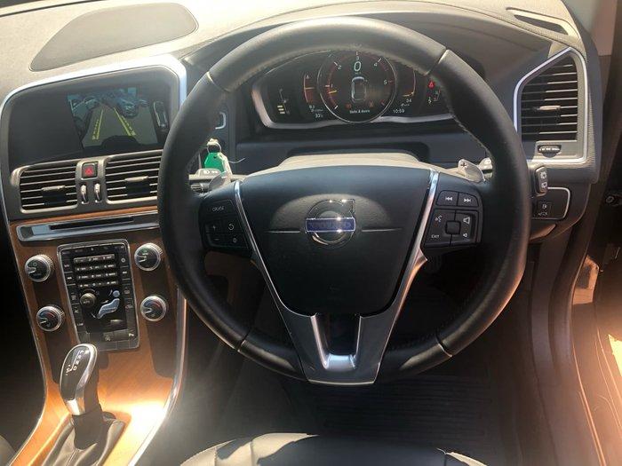 2016 Volvo XC60 D4 Luxury MY16 Four Wheel Drive Grey