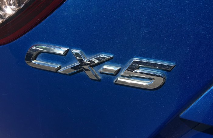 2013 Mazda CX-5 Maxx KE Series MY13 Blue