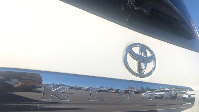 2012 Toyota Kluger KX-R GSU40R MY12 White