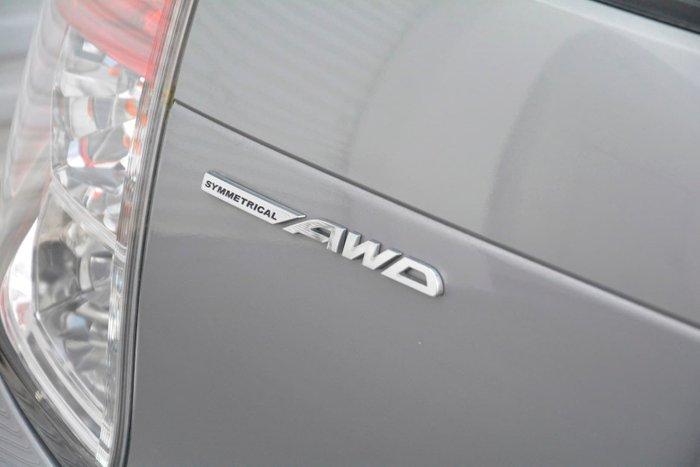 2011 Subaru Forester X S3 MY11 4X4 Dual Range Silver