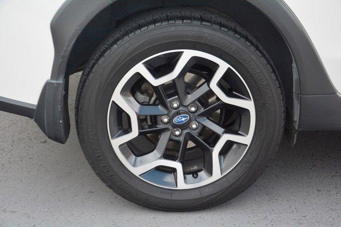 2016 Subaru XV 2.0i-S G4X MY16 Four Wheel Drive White