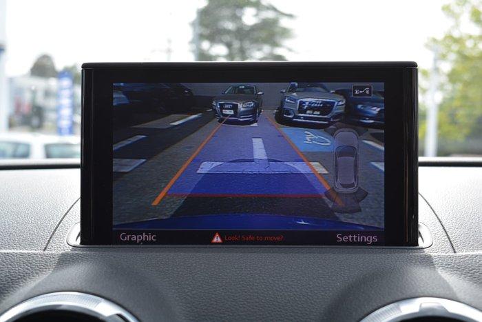 2014 Audi S3 8V MY15 Four Wheel Drive Blue