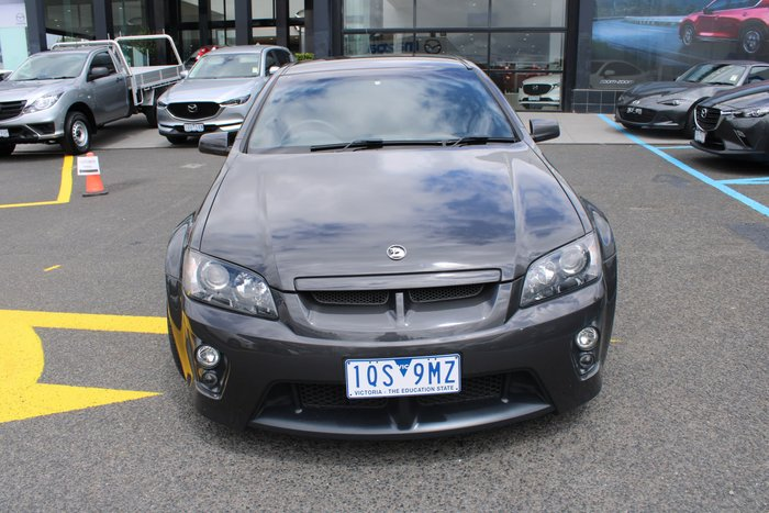 2008 Holden Special Vehicles Clubsport R8 E Series MY09 Grey