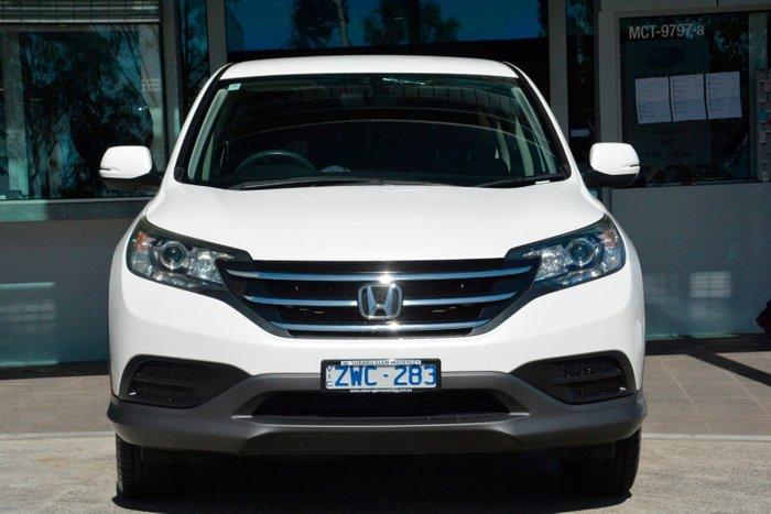 2013 Honda CR-V VTi RM White