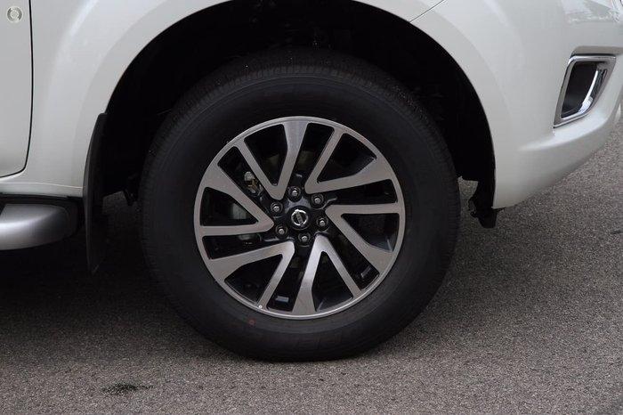 2019 Nissan Navara ST-X D23 Series 3 4X4 Dual Range White