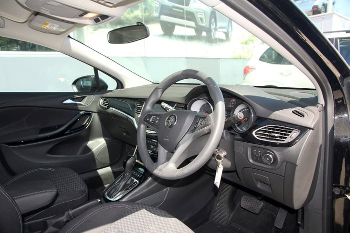 2016 Holden Astra R BK MY17 Black