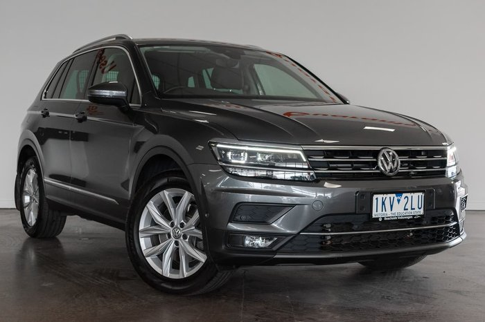 2017 Volkswagen Tiguan 140TDI Highline