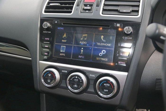 2015 Subaru XV 2.0i-S G4X MY16 Four Wheel Drive Blue