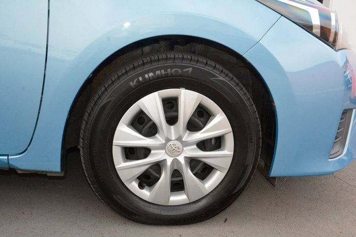 2014 Toyota Corolla Ascent ZRE172R Blue