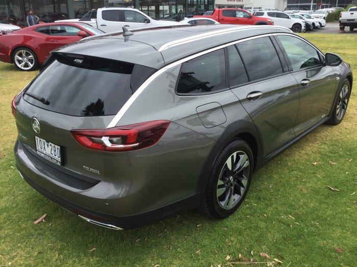 2018 Holden Calais V ZB MY19 4X4 On Demand Grey