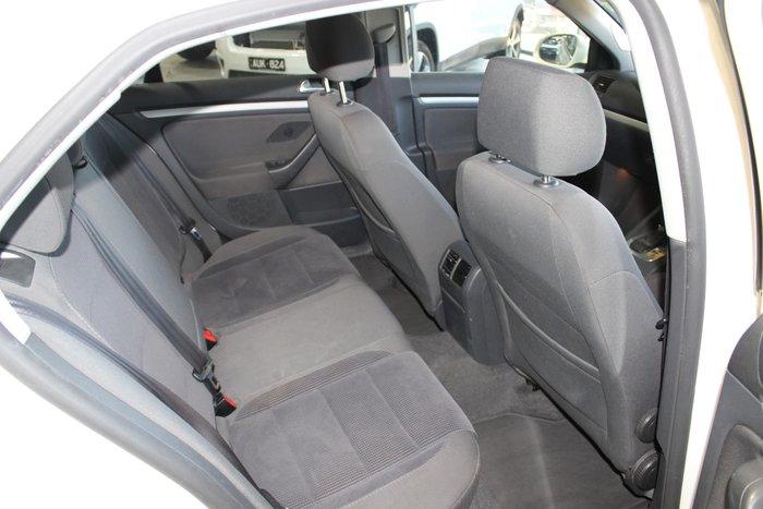 2006 Volkswagen Jetta TDI 1KM White