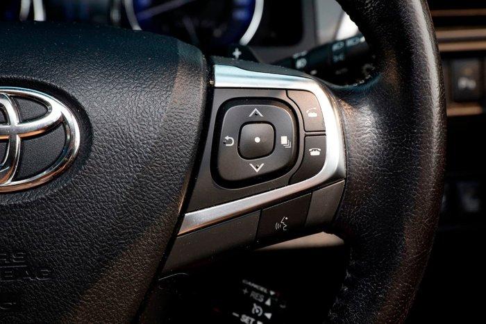 2016 Toyota Aurion Sportivo GSV50R Blue