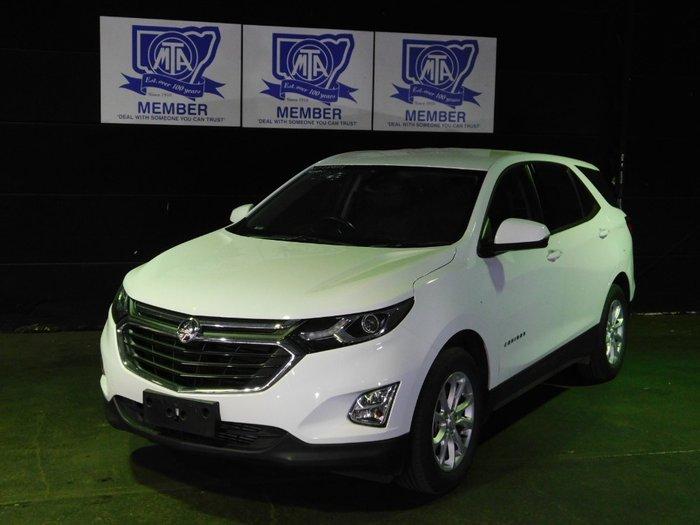 2018 Holden Equinox LT EQ MY18 White