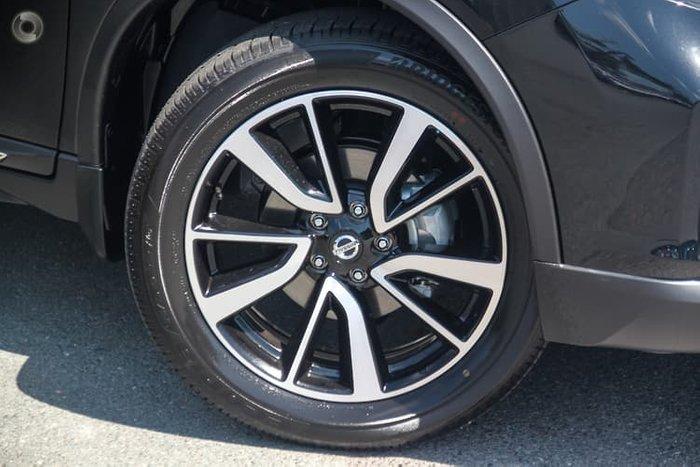 2019 Nissan X-TRAIL Ti T32 Series II 4X4 On Demand Black