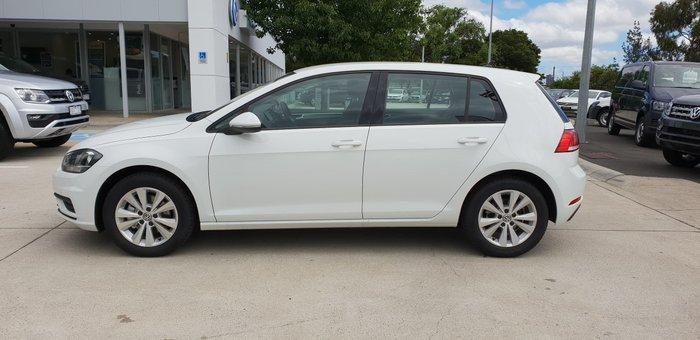 2019 Volkswagen Golf 110TSI Trendline 7.5 MY20 White