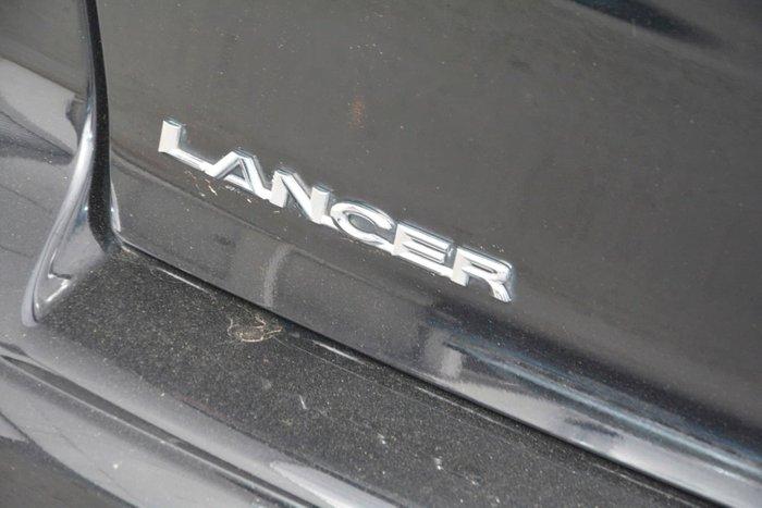 2013 Mitsubishi Lancer ES CJ MY13 Black