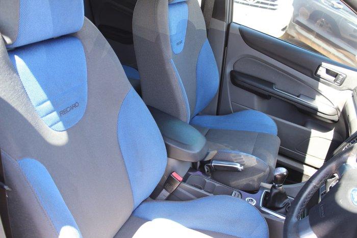 2008 Ford Focus XR5 Turbo LT Silver