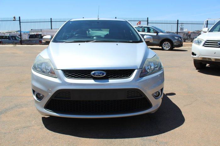 2008 Ford Focus XR5 Turbo LT Silver