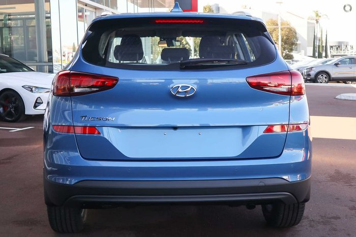2019 Hyundai Tucson Active TL4 MY20 Blue