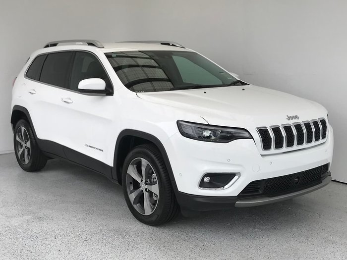 2019 Jeep Cherokee Limited KL MY19 4X4 On Demand