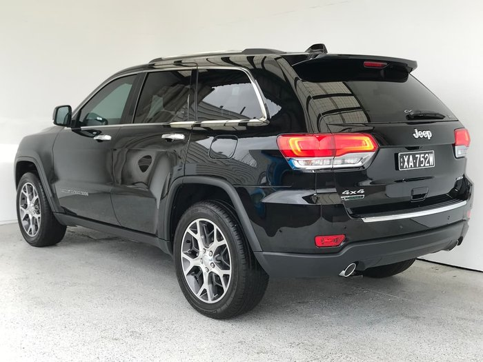 2019 Jeep Grand Cherokee Limited WK MY19 4X4 Dual Range